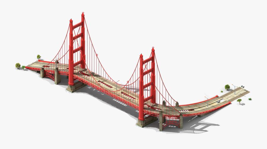 Megapolis Wiki - Bridges Png, Transparent Clipart