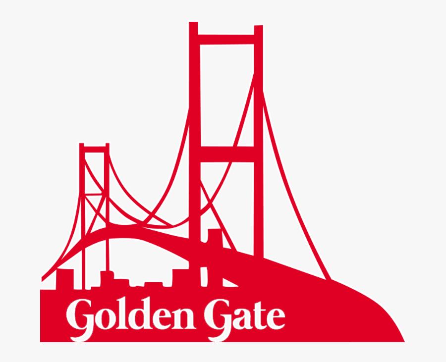 Golden Gate Bridge Snapchat Filter, Transparent Clipart
