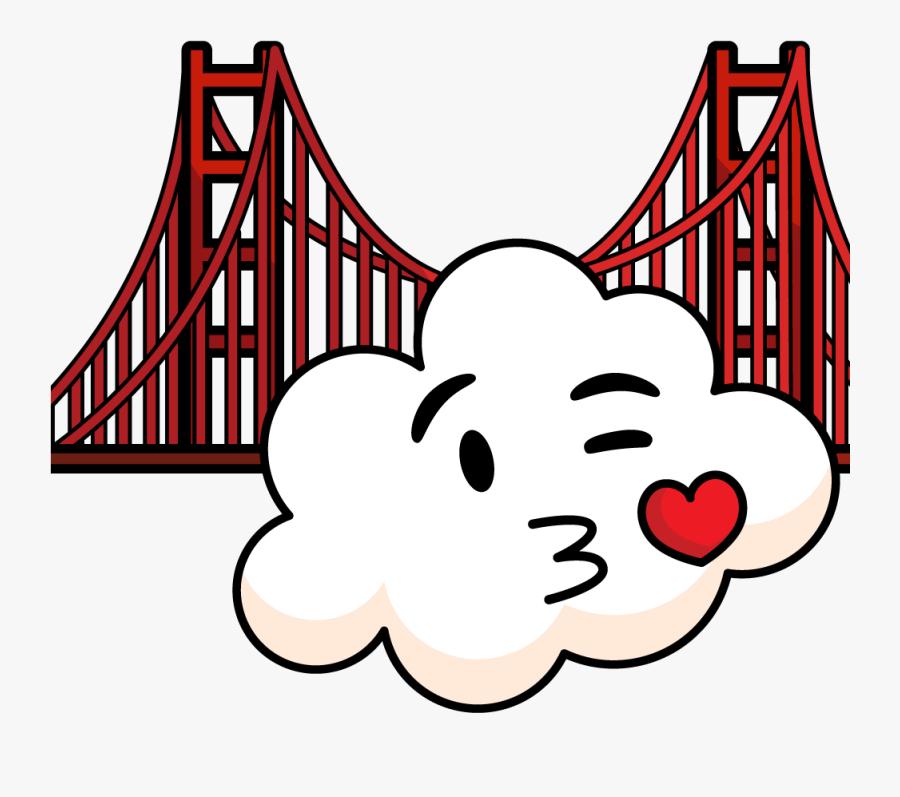 San Francisco, Transparent Clipart