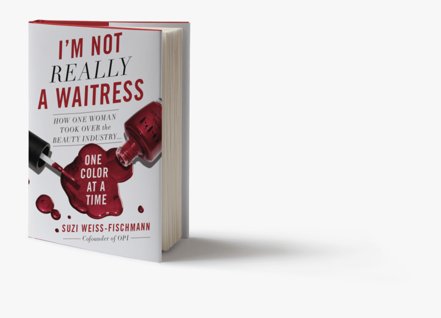 "I""m Not Really A Waitress - I M Not Really A Waitress Book, Transparent Clipart"