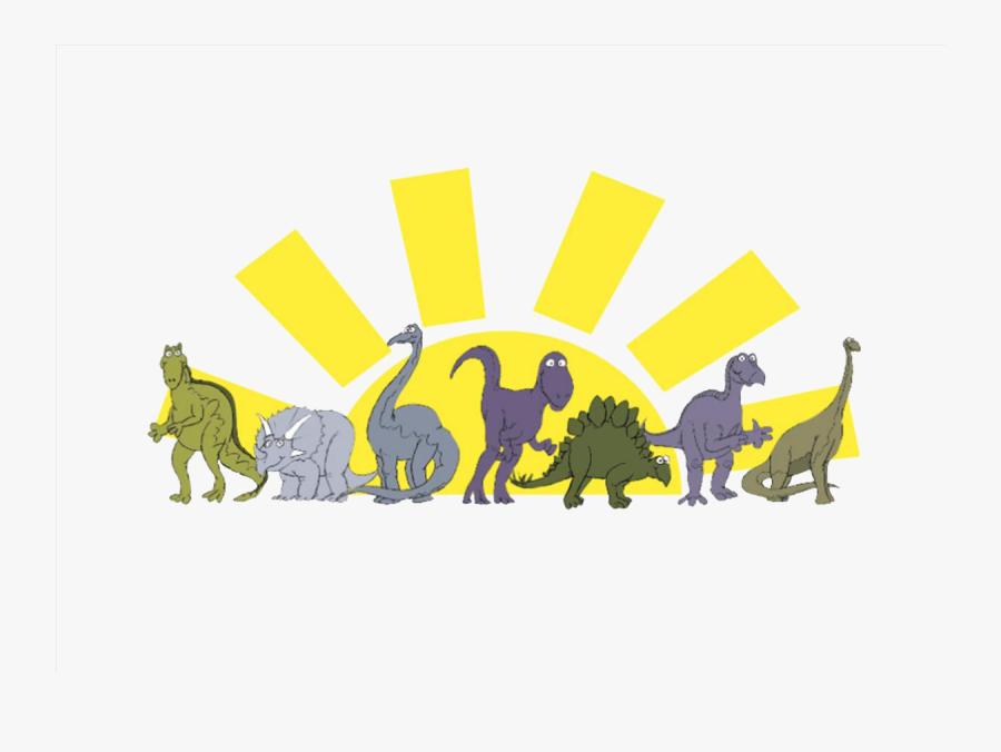 Dinosaur School Incredible Years, Transparent Clipart