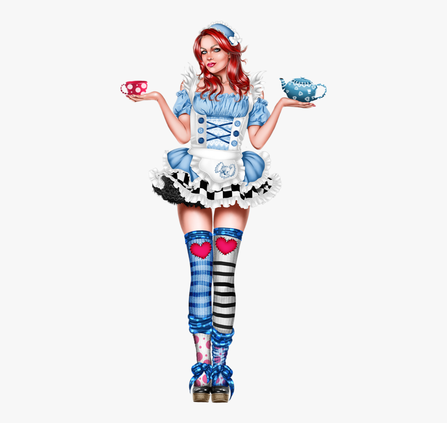 Girls 4, 3d Girl, Tube, Pinup, Pirates, Clip Art, Goth - Pin Up Girl Png Clipart, Transparent Clipart