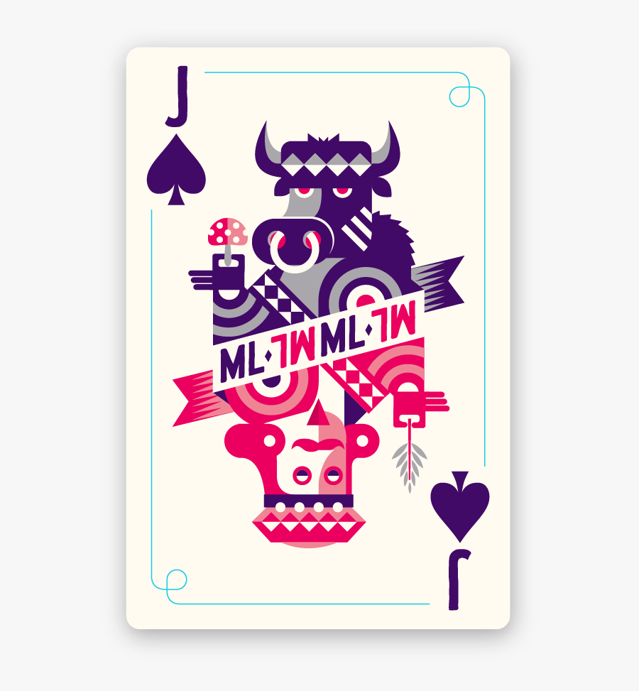 Deck Of Card Design, Transparent Clipart