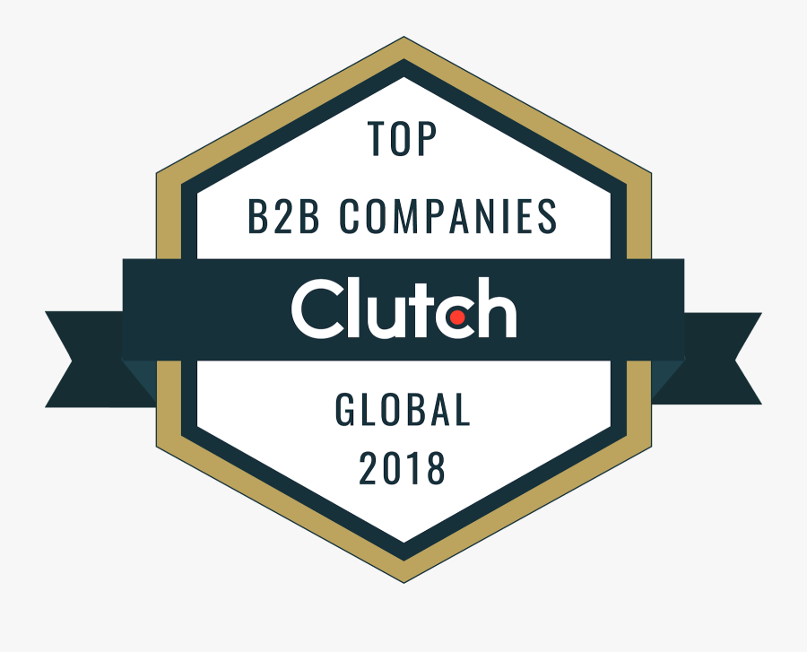 Clutch Top B2b Companies, Transparent Clipart