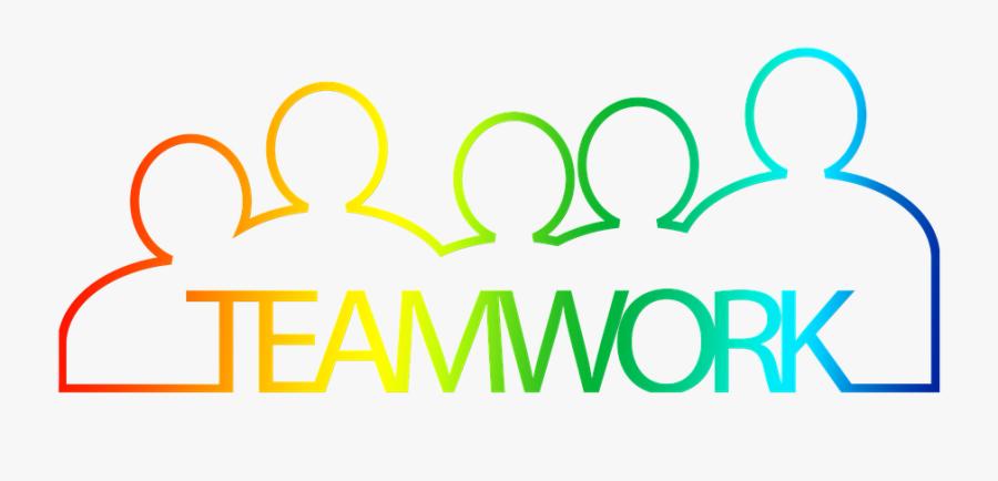 Teamwork, Team, Personal, Group, Silhouettes, Man - Transparent Background Teamwork Clipart, Transparent Clipart