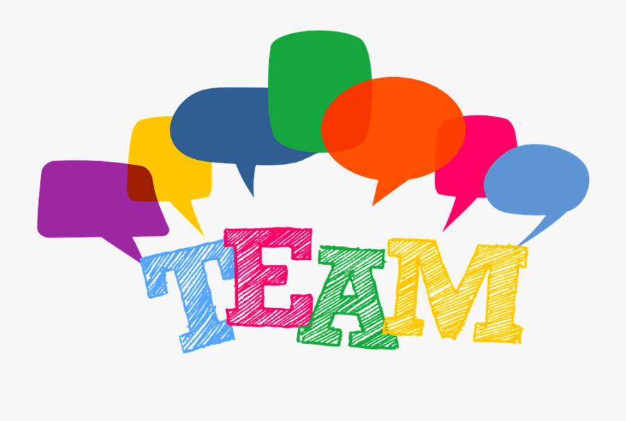 Balloons, Team, Teamwork, Together, Community, Clouds - Trabajo En Equipo Png, Transparent Clipart