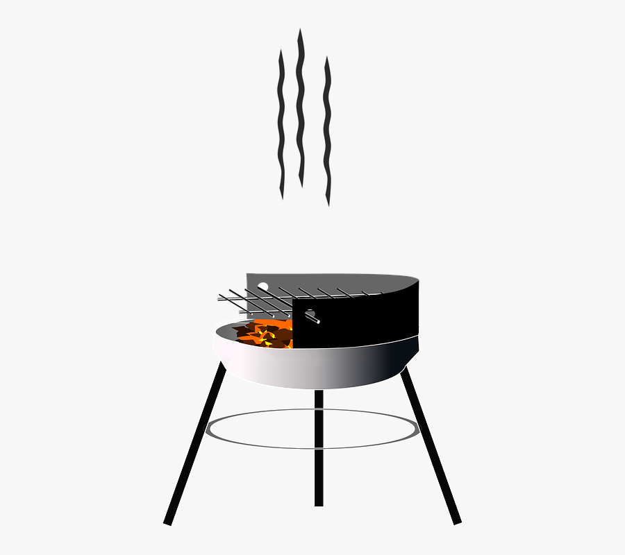 Barbecue Grill Png, Transparent Clipart