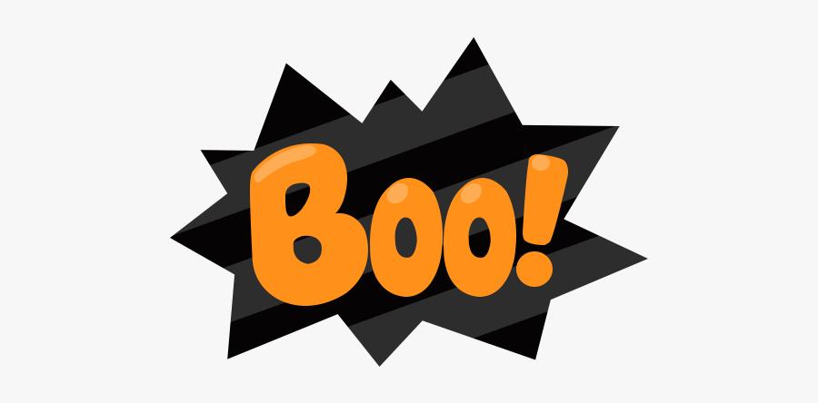 Halloween Party Messages Sticker-4 - Graphic Design, Transparent Clipart