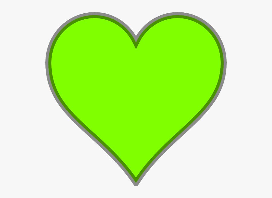 Green I Love You, Transparent Clipart