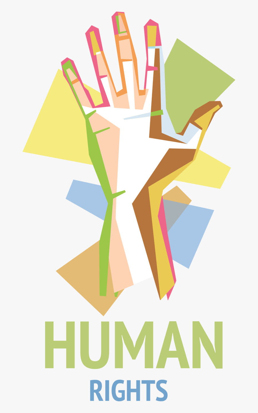 Human Rights Day Design, Transparent Clipart