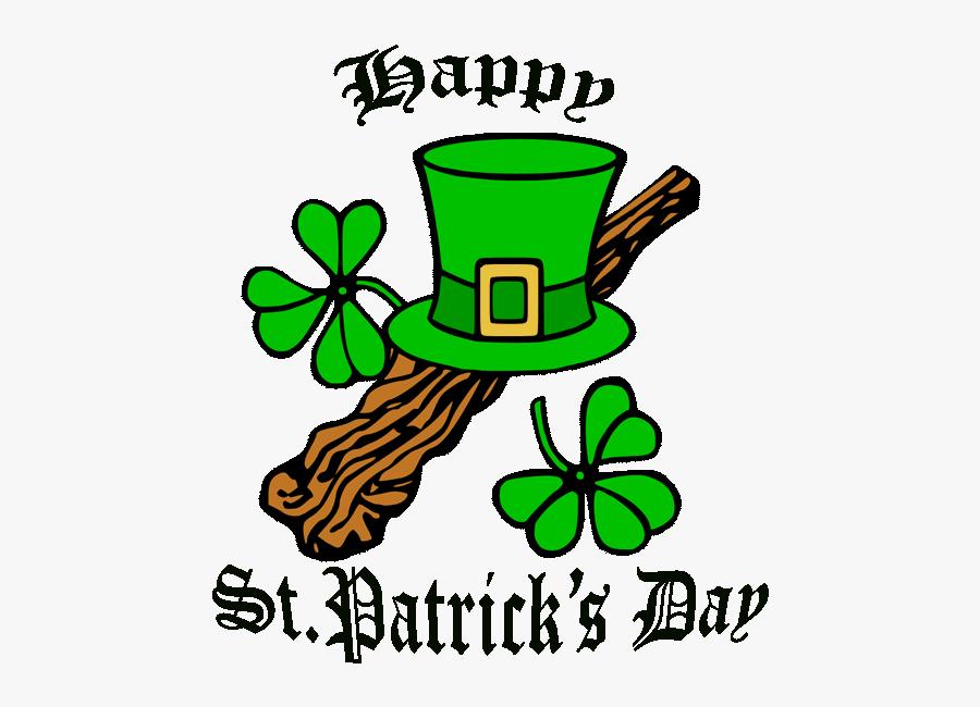 Clipart St Patricks Day Clover, Transparent Clipart