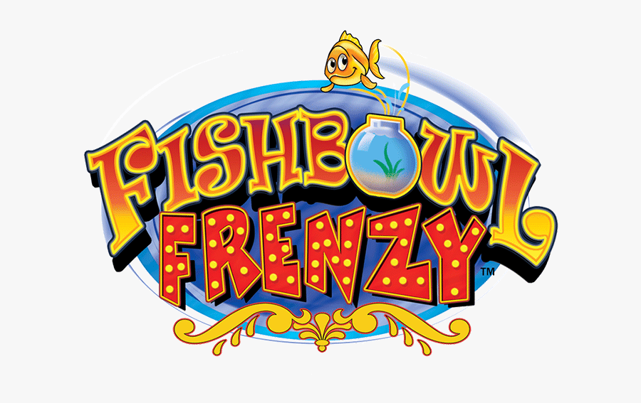 Fish Bowl Carnival Game Sign, Transparent Clipart