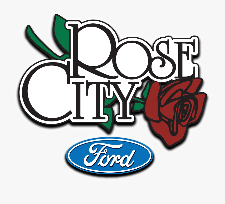 """Rose City Ford Welcome Home Windsor Essex""""s - Rose City Ford Logo Png, Transparent Clipart"""