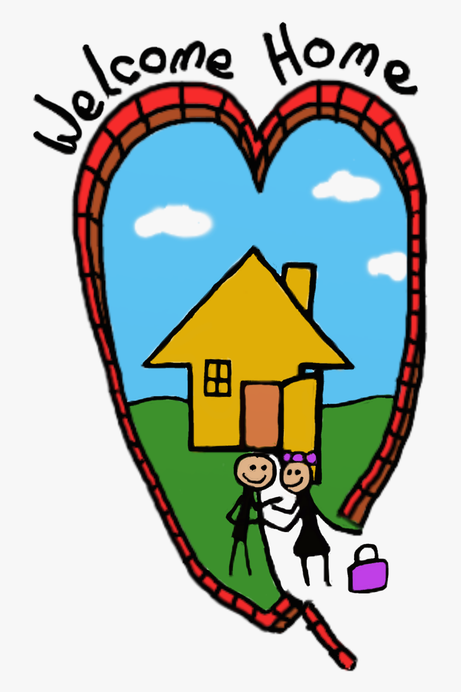 Welcome Home Clipart , Png Download, Transparent Clipart