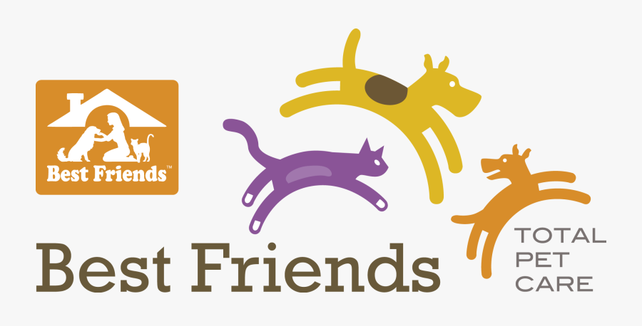 Best Friends Pet Care - Best Friends Pet Hotel, Transparent Clipart