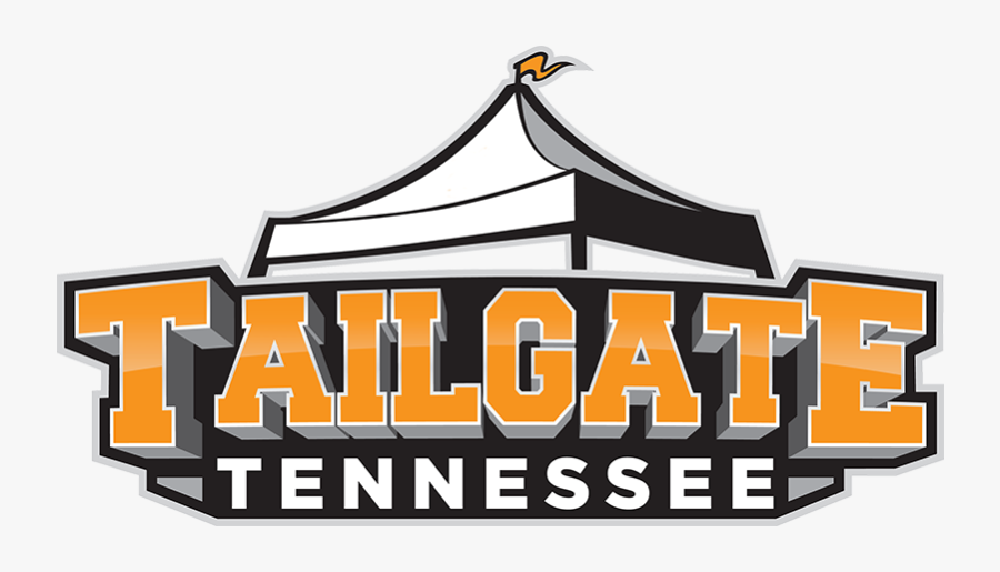 Tennessee Tailgate, Transparent Clipart