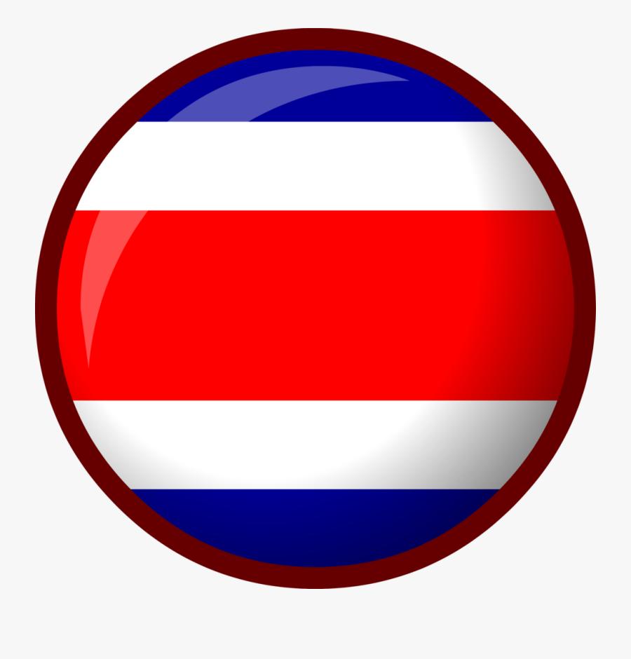 Costa Rica Flag - Portable Network Graphics, Transparent Clipart