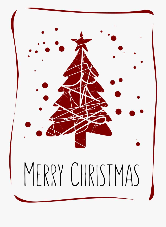 Christmas Card Design - Christmas Card Designs Png, Transparent Clipart