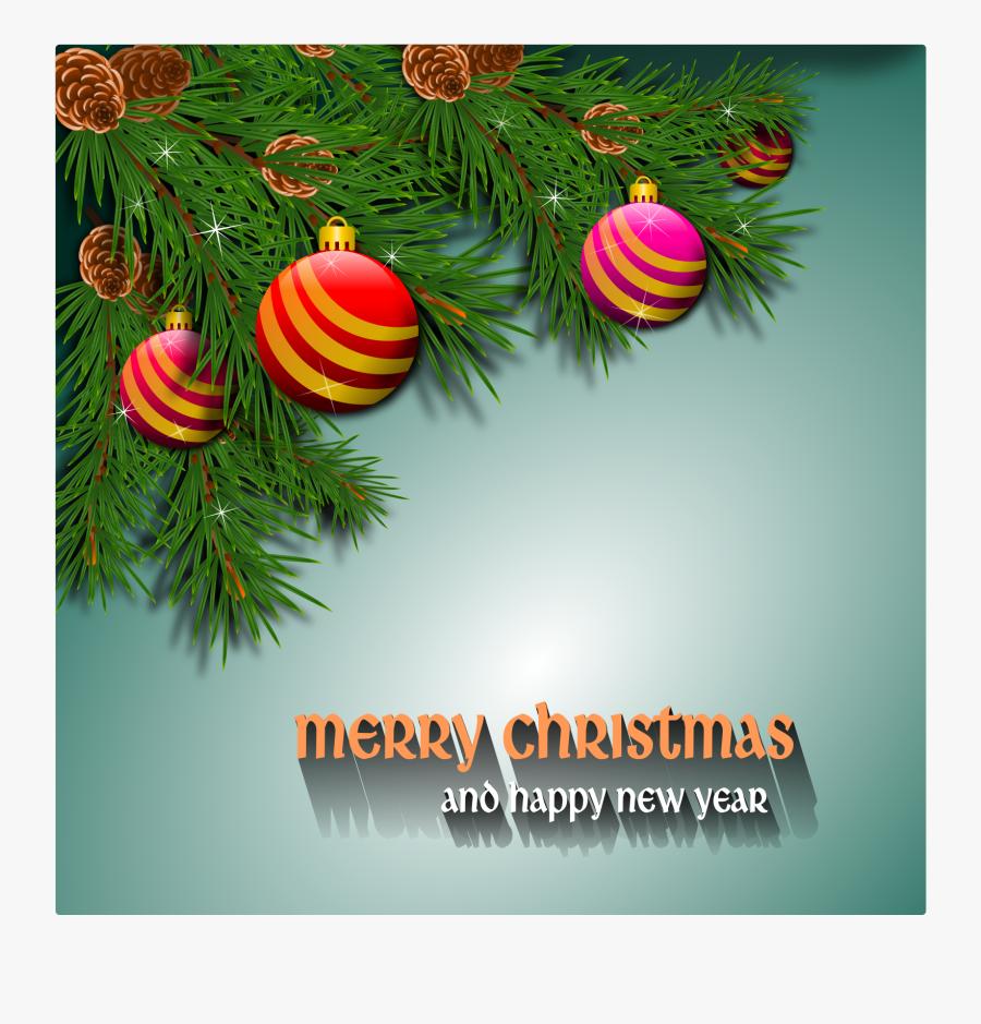 Christmas Card 111120161 Clip Arts - Christmas Ornament, Transparent Clipart