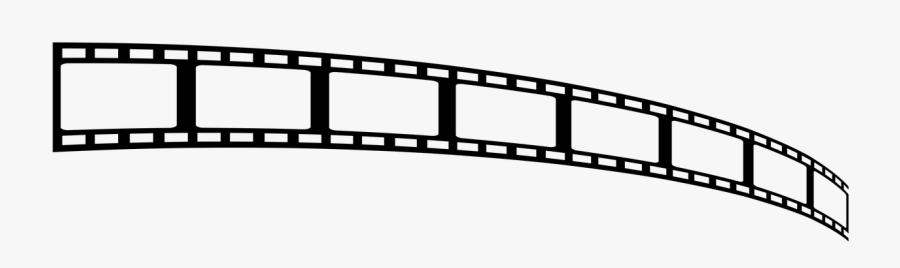 Transparent Filmstrip Png - Film Strip No Background, Transparent Clipart