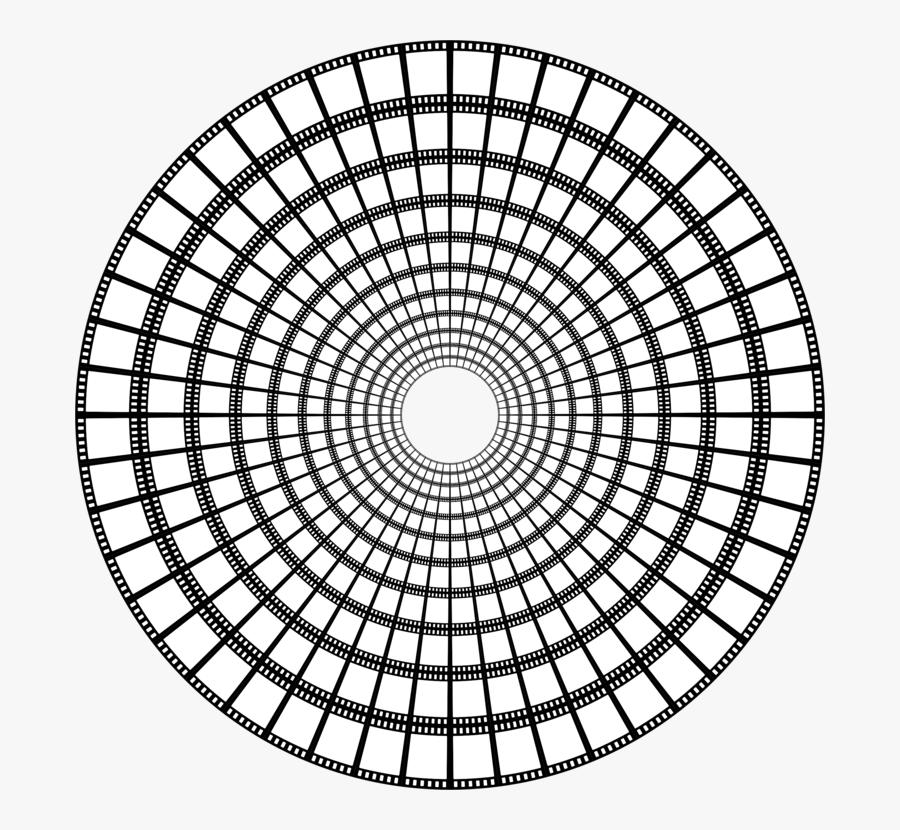 Symmetry,area,monochrome Photography - Abaqus J Integral Contour, Transparent Clipart