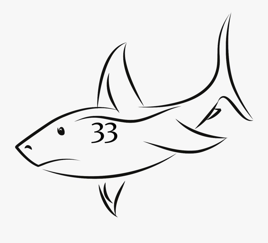 Similiar Shark Fin Drawing Cool Design Keywords Clip - Cool Drawing A Shark, Transparent Clipart