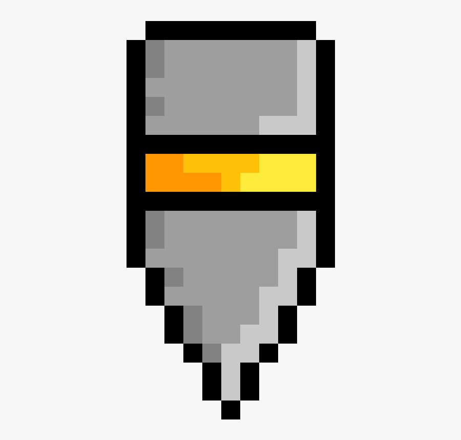 A Heavy Bullet Minecraft Diamond No Background Free