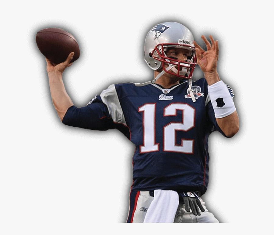 Tom Brady Super Bowl Png Clip Art Royalty Free Library - Tom Brady Png, Transparent Clipart