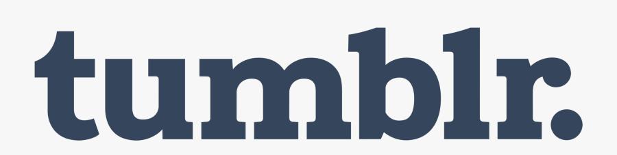 Tumblr Logo Transparent Png - Logo Tumblr 2018, Transparent Clipart