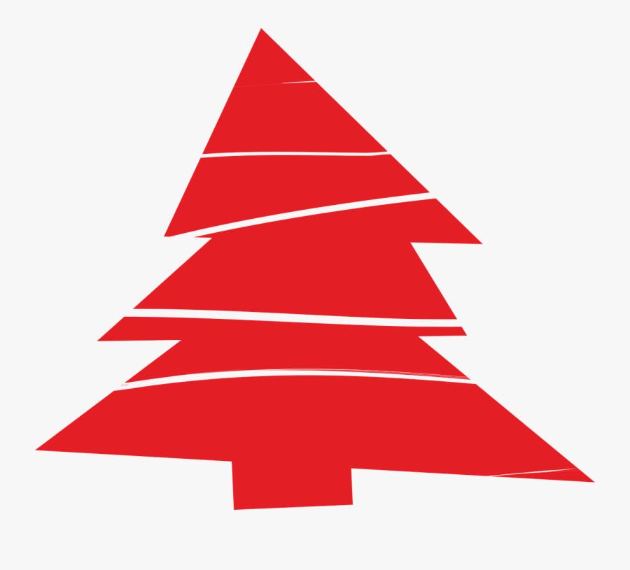 Christmas Tree Tree Christmas Free Picture - Imagem De Arvore De Natal Para Cartaz, Transparent Clipart