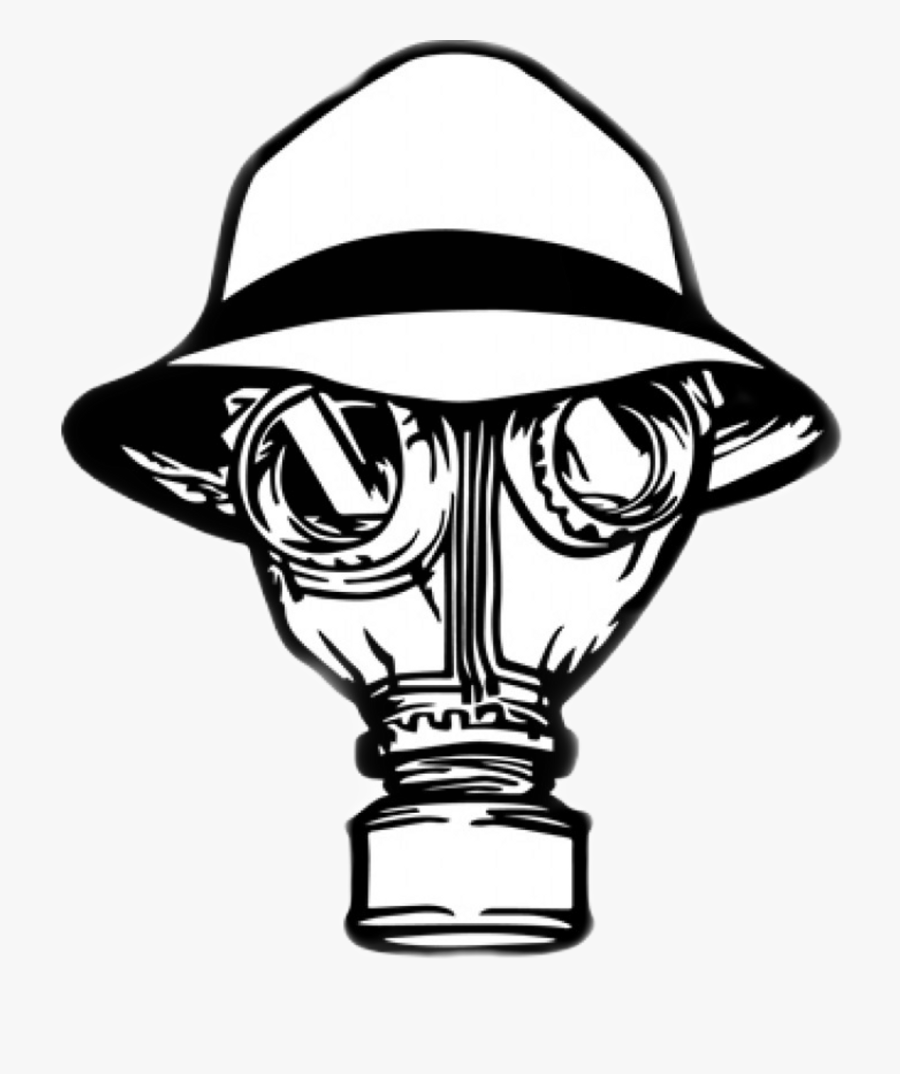 Psycho Realm Gas Mask Logo Clipart , Png Download - Psycho Realm Gas Mask Logo, Transparent Clipart