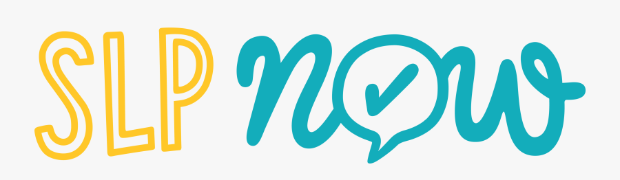 Slp Now Logo Color - Slp Now, Transparent Clipart