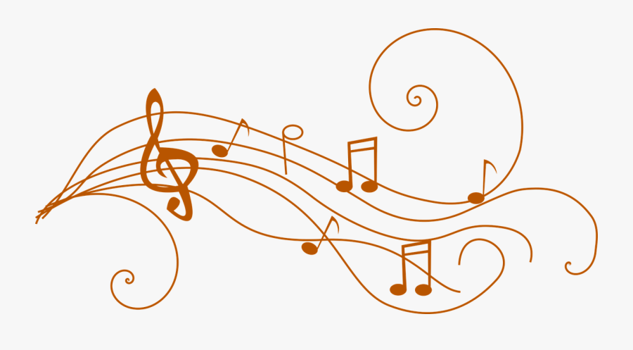 Music, Notes, Sheet Music, Music Notation - Timbre Music, Transparent Clipart