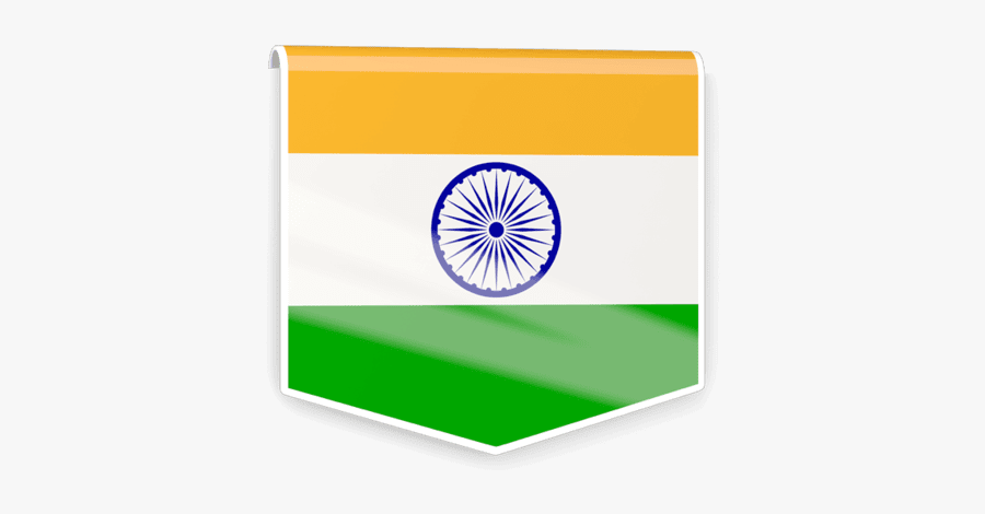 Flag Of India, Transparent Clipart