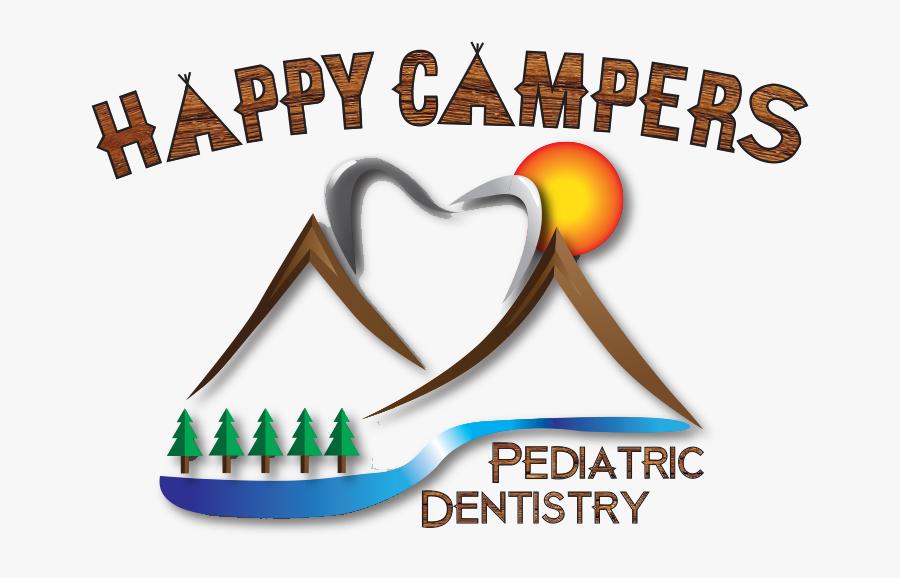 Happy Campers Dental, Transparent Clipart