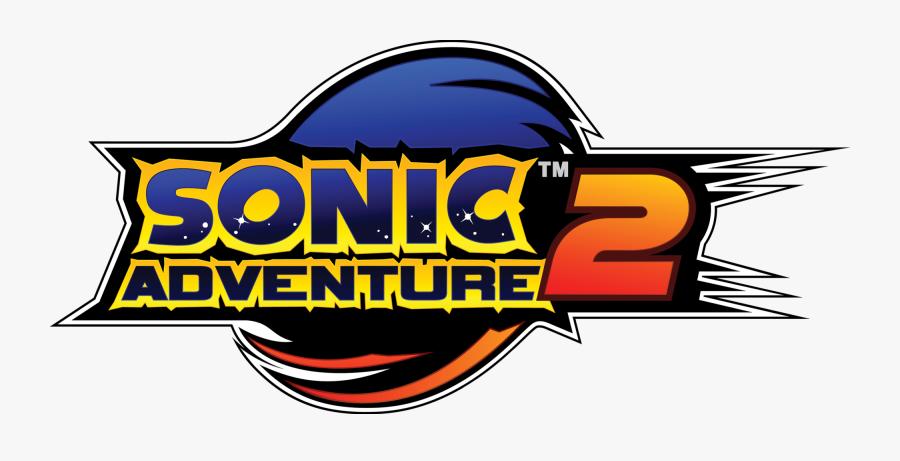Sonic News Network - Sonic Adventure 2 Title, Transparent Clipart