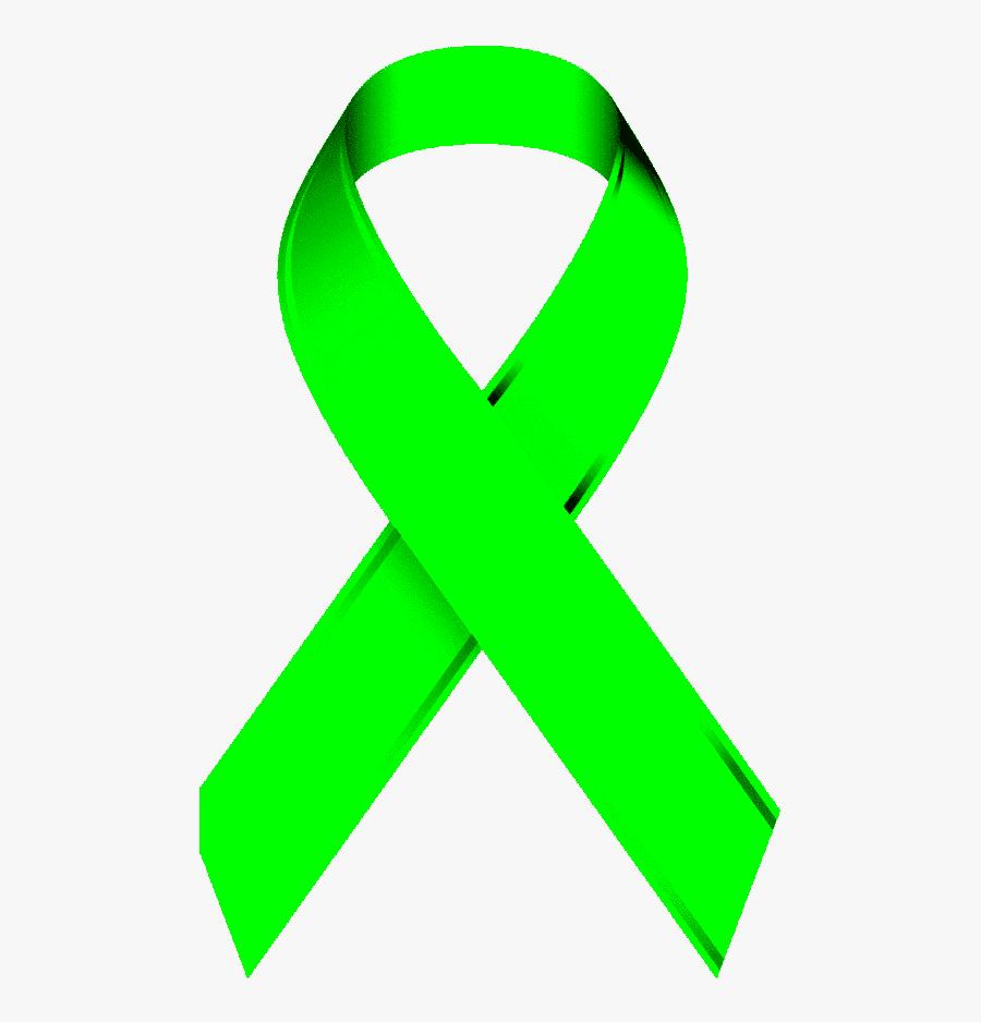 Mental Health Ribbon Clipart - Mental Health Awareness Week Png, Transparent Clipart