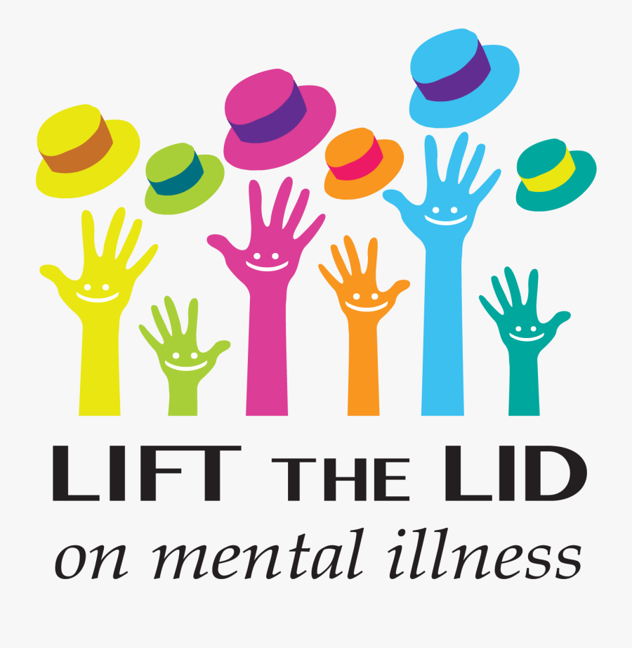 Mental Health Day October 2018, Transparent Clipart
