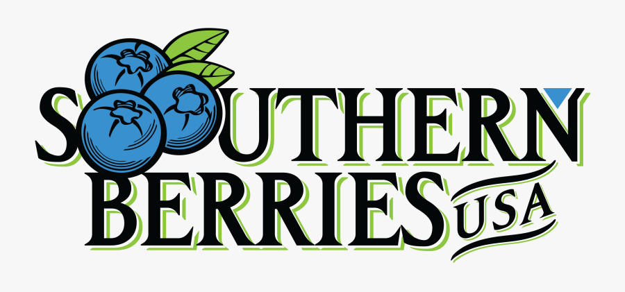 Png Southern Berries Usa Tranp Bckg Size2 - Graphic Design, Transparent Clipart