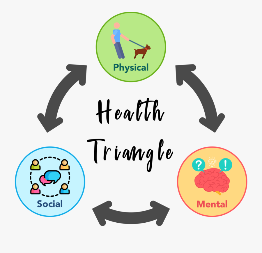 Physical, Mental, Social - Health Mental And Physical Ant Social, Transparent Clipart
