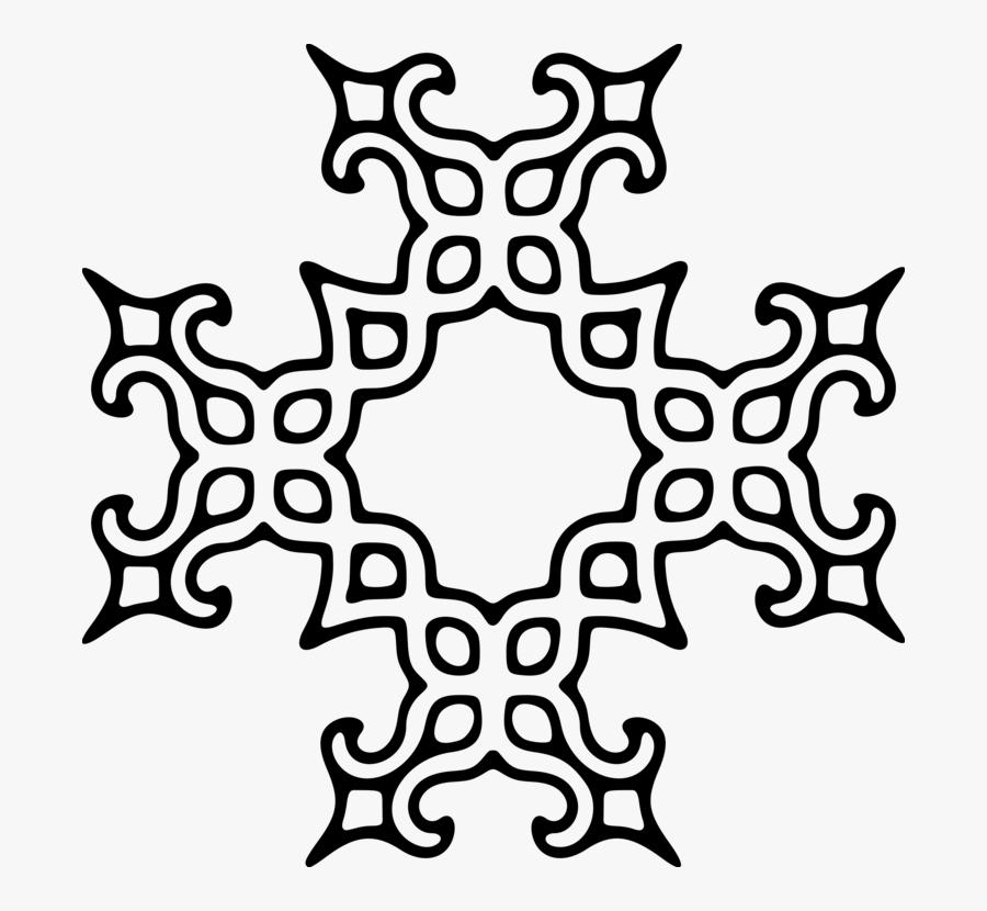 Line Art,symmetry,area - Circle, Transparent Clipart