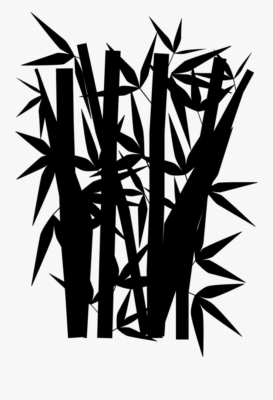 Gambar Animasi Pohon Bambu Free Transparent Clipart