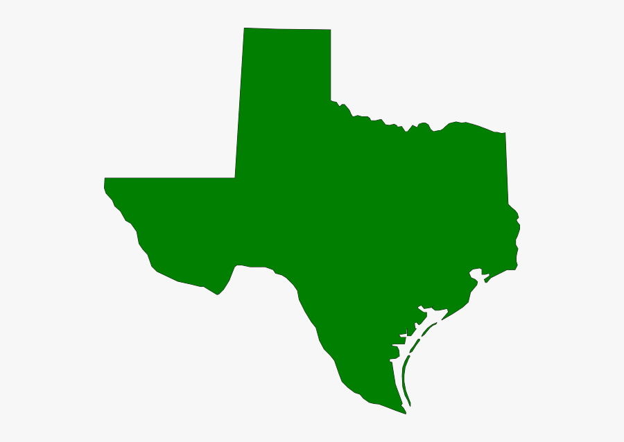 Texas Flag State Png, Transparent Clipart
