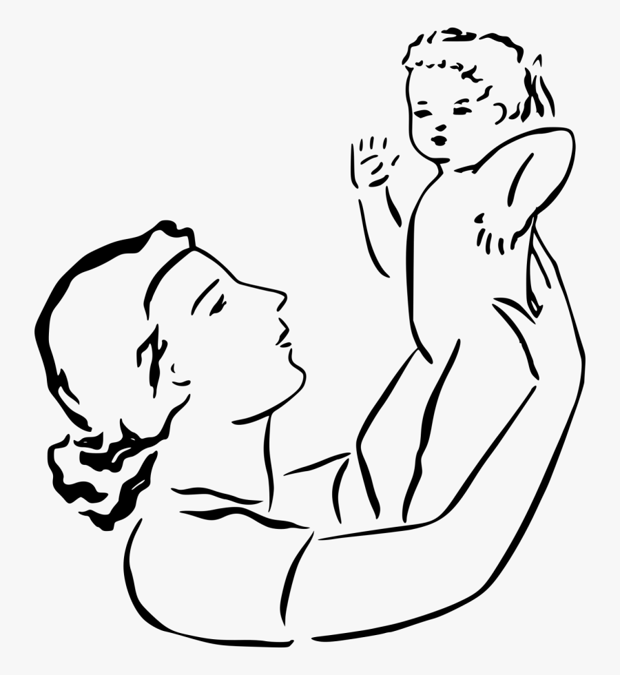 Make A Poster On Mothers Day, Transparent Clipart