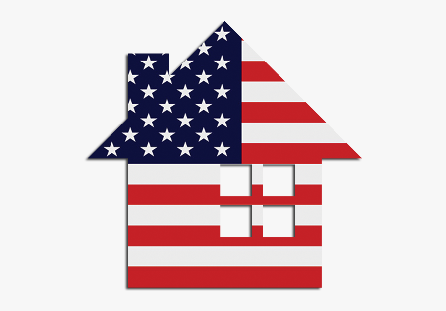 Clipart Happy Memorial Day - Happy Memorial Day House, Transparent Clipart