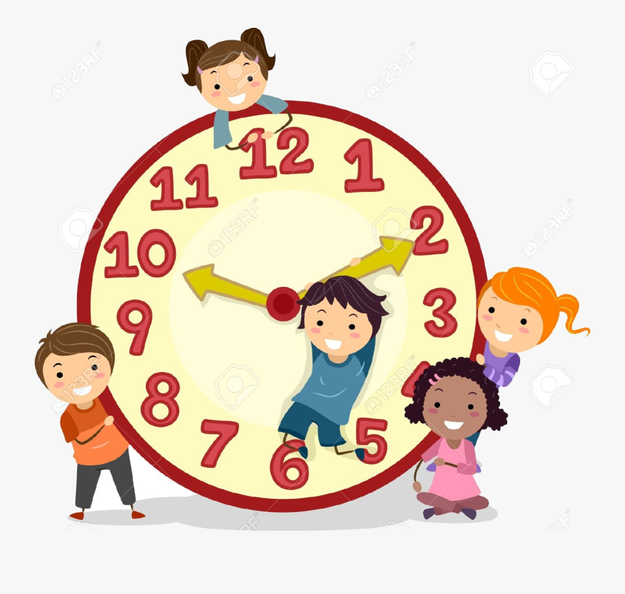 Circle Time Clipart Free Best On Transparent Png - Time Clipart, Transparent Clipart