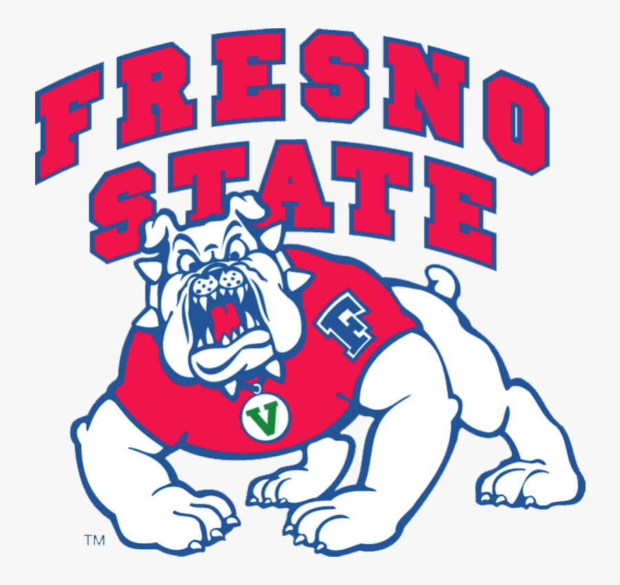 Picture - Fresno State University Logo , Free Transparent Clipart -  ClipartKey
