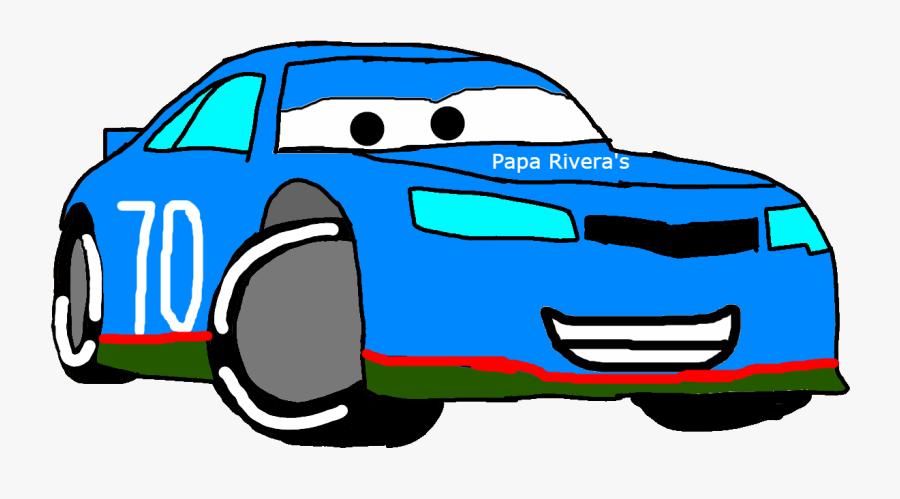 Racer - Piston Cup Racer Artwork, Transparent Clipart