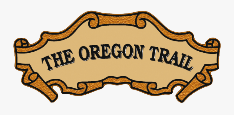 Oregon Cliparts Free Download - Oregon Trail Sign Clipart, Transparent Clipart