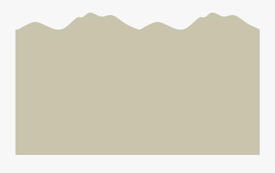 Mountains - Summit, Transparent Clipart